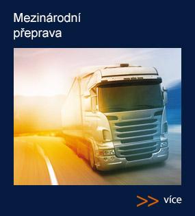 Mezinárdní silniční přeprava zásilek